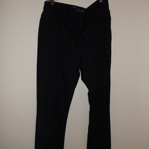 Calvin Klein Black Stretchy Pants 14
